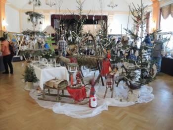 Vánoční výstava Na adventním rynečku